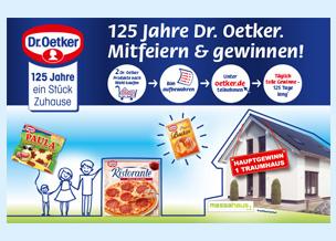 125 Jahre Dr Oetker Food Von Herzen Aus Bremen Kd Amp P