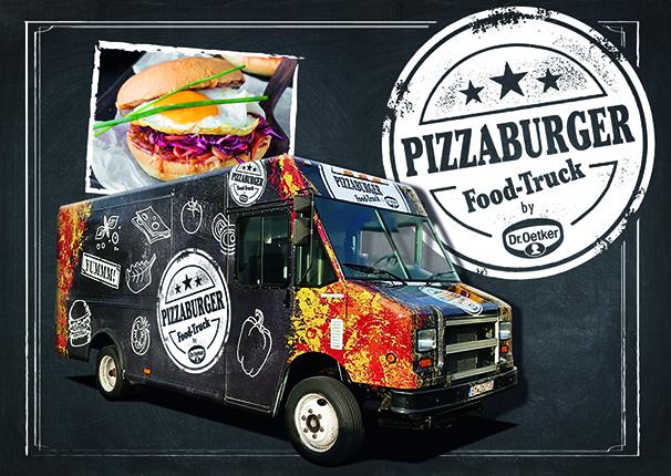 Der Food-Truck kommt!